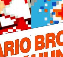 NES Super Mario Bros & Duck Hunt  Sticker