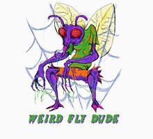 Weird Fly Dude Unisex T-Shirt