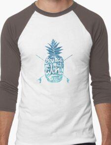 You had me at Aloha! Men's Baseball ¾ T-Shirt
