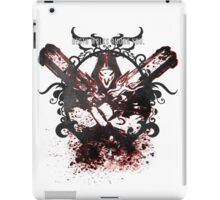 Death Walks Among You iPad Case/Skin