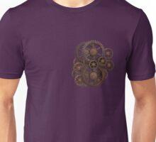 Steampunk Gears Unisex T-Shirt