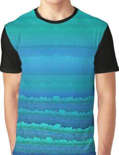 bluewaves3 Graphic T-Shirt