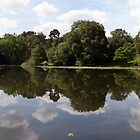 Keston Ponds Panorama  by John Gaffen