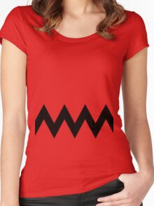 Charlie Brown Women's Fitted Scoop T-Shirt
