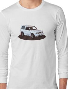Urban Dakar Daily Driver Long Sleeve T-Shirt