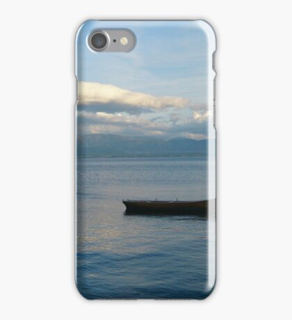 Suisse Port. iPhone Case/Skin