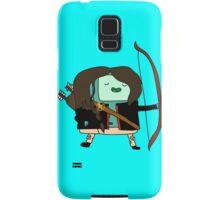 BMO Katniss  Samsung Galaxy Case/Skin