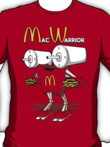 Mac Warrior T-Shirt