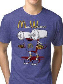 Mac Warrior Tri-blend T-Shirt