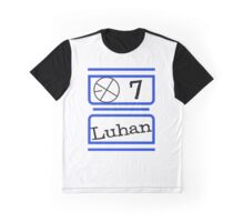 EXO M LUHAN Graphic T-Shirt