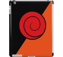 Uzumaki  iPad Case/Skin