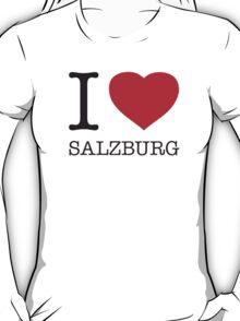 I ♥ SALZBURG T-Shirt