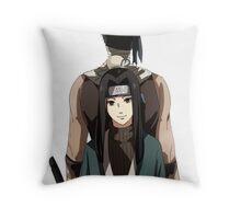 Zabuza & Haku Throw Pillow