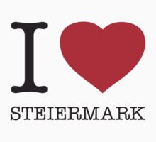 I ♥ STEIERMARK Kids Clothes
