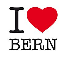 I ♥ BERN by eyesblau