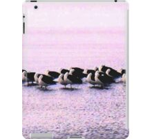 Silent sunset iPad Case/Skin