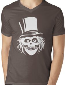 HATBOX GHOST Mens V-Neck T-Shirt