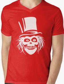 HATBOX GHOST Mens V-Neck T-Shirt