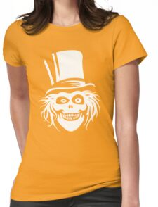 HATBOX GHOST Womens Fitted T-Shirt