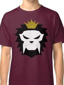 Sabre-toothed King Lion Skull - MulloIV Classic T-Shirt