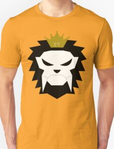 Sabre-toothed King Lion Skull - MulloIV T-Shirt