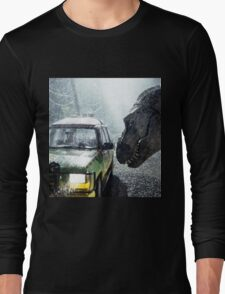 Jurassic Park  Long Sleeve T-Shirt