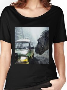 Jurassic Park  Women's Relaxed Fit T-Shirt
