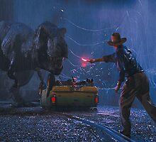 Jurassic Park  by Venom41400