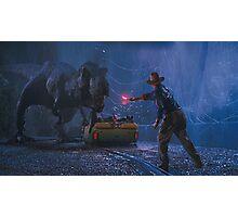 Jurassic Park  Photographic Print