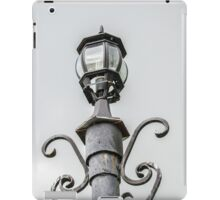 Light pole iPad Case/Skin