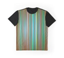 Retro faded light streaks pattern Graphic T-Shirt