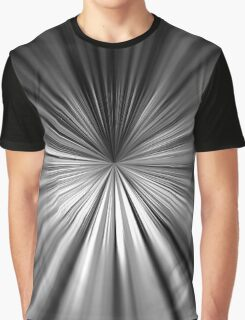 Dynamic converging lines  Graphic T-Shirt