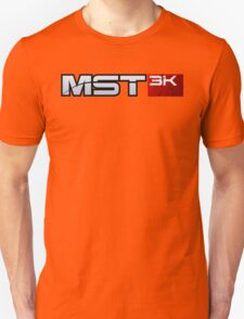 MST3K - Mass Effect Unisex T-Shirt