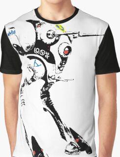 Zentraedi Battle Pod Graphic T-Shirt