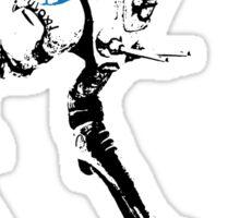 Zentraedi Battle Pod Sticker