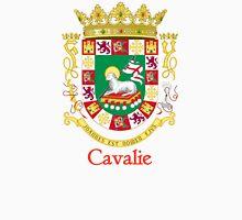 Cavalie Shield of Puerto Rico Unisex T-Shirt