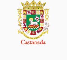 Castaneda Shield of Puerto Rico Unisex T-Shirt