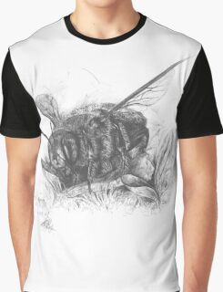 bee , pen on paper Graphic T-Shirt