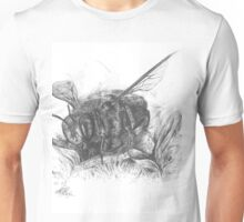bee , pen on paper Unisex T-Shirt