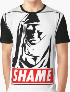 Game of Thrones - SHAME Graphic T-Shirt