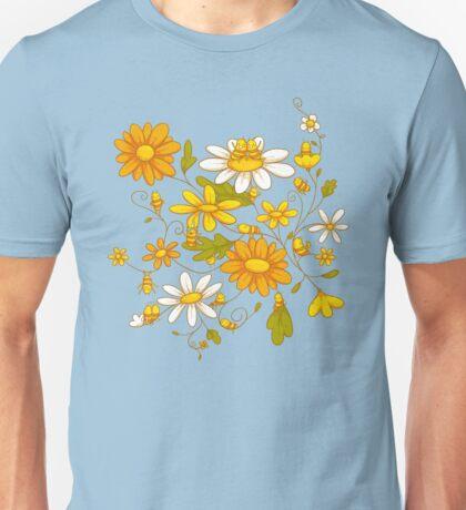 The Bee Garden Unisex T-Shirt
