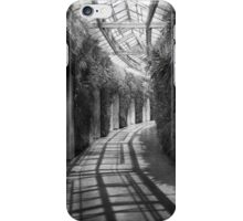 Architecture - The unchosen path - BW iPhone Case/Skin