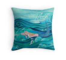 Bliss.. Throw Pillow