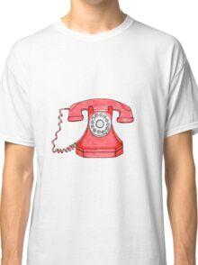 Christmas hotline Classic T-Shirt