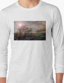 He Who Dared To Care Long Sleeve T-Shirt