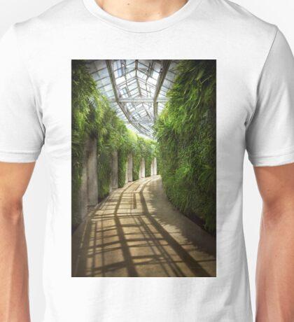 Architecture - The unchosen path  Unisex T-Shirt