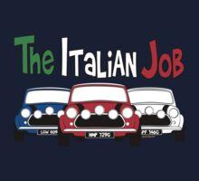 Italian Job Mini Kids Tee