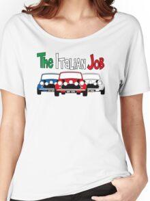 Italian Job Mini Women's Relaxed Fit T-Shirt