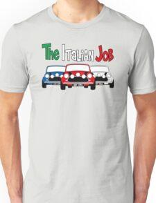 Italian Job Mini Unisex T-Shirt