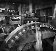 Steampunk - Runs like clockwork by Mike  Savad